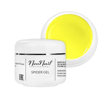 Spider Gel 5 g - Neon Yellow
