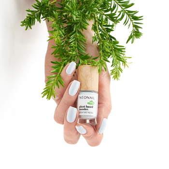 Esmalte Clásico Vegano Plant Based Wonder 7,2 ml - PURE CLOUD