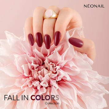 Fall in rojo