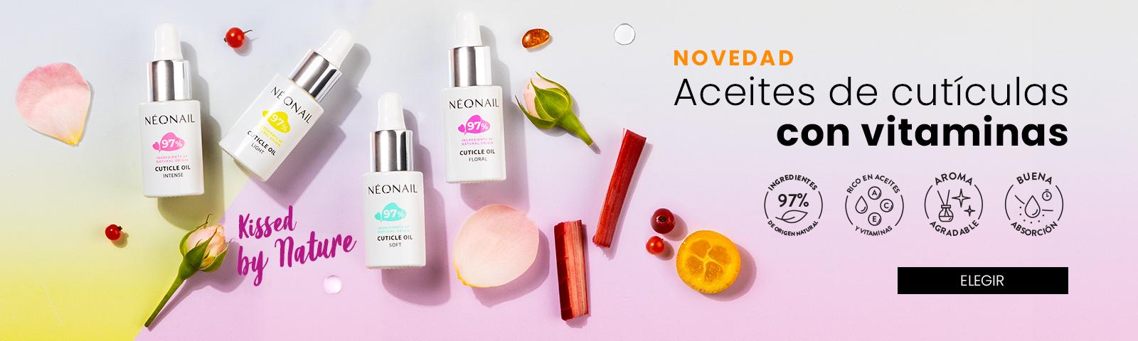 Aceite de cutículas con vitaminas CONOCE 4 NUEVOS ACEITES DE CUTÍCULAS  ¡LO QUIERO!