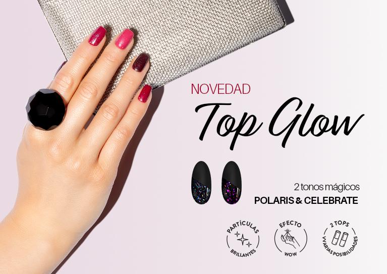 Top Glow NOVEDADTOP GLOW✴2 tonos mágicos ✴  POLARIS & CELEBRATE