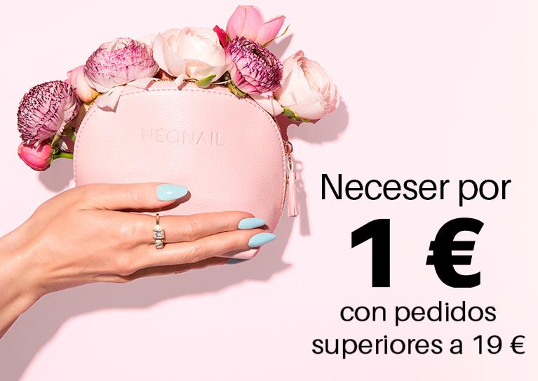 Kosmetyczka z 1 eur Ideal para vacaciones  VER!