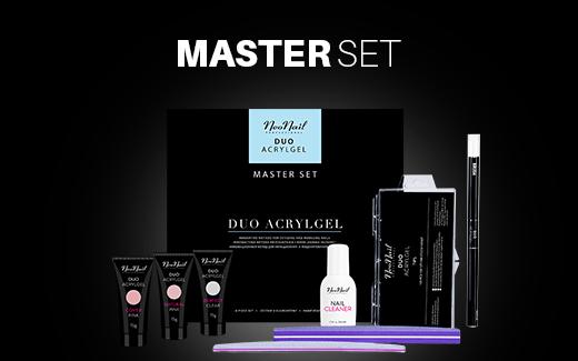 Master Set Duo Acrylgel: conoce sus posibilidades