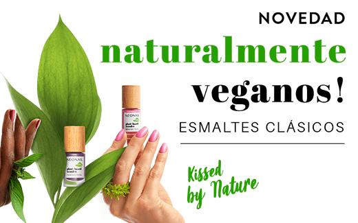 Esmaltes de uñas veganos