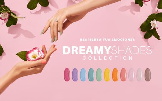 Dreamy Shades: Esmaltes semipermanentes para la primavera
