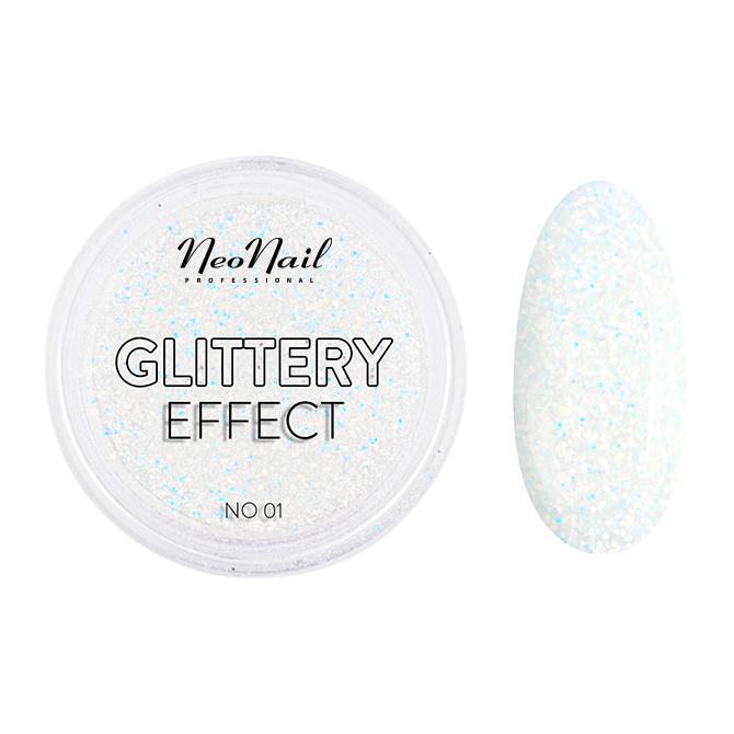 Polvo Glittery Effect No. 01 5550-1