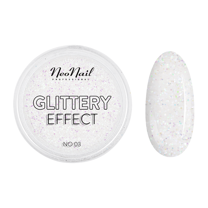 Polvo Glittery Effect No. 03 5550-3