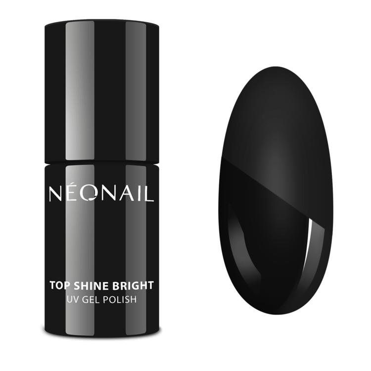Esmalte semipermanente 7,2 ml - Top Shine Bright