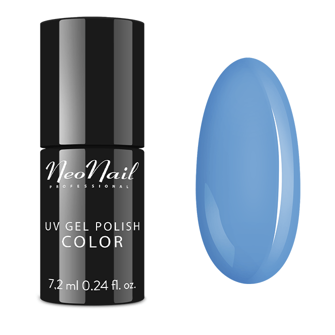 Esmalte semipermanente 7,2 ml - Blue Cream Jelly