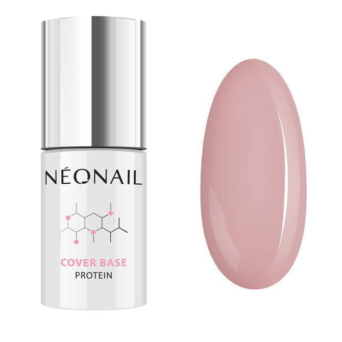 Cover Base Protein Natural Nude