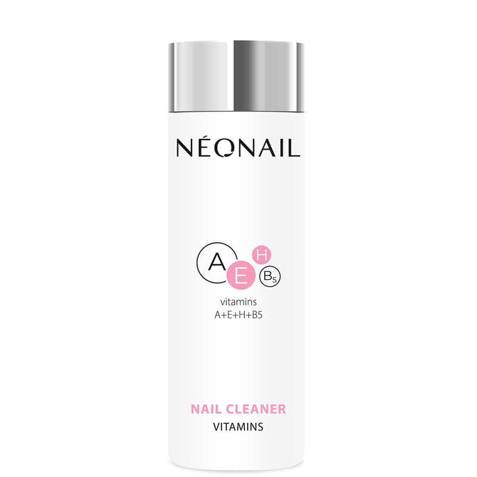 Desengrasante - Nail Cleaner Vitamins - 200 ml