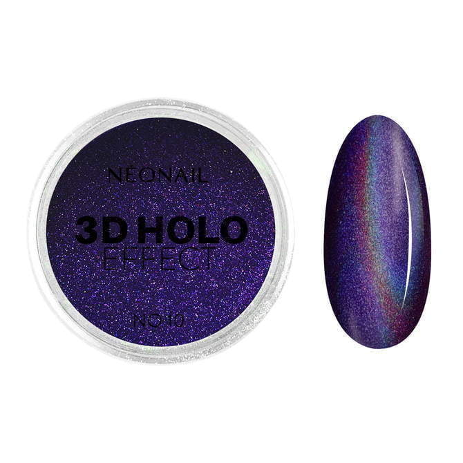 Polvo 3D Holo Effect 10