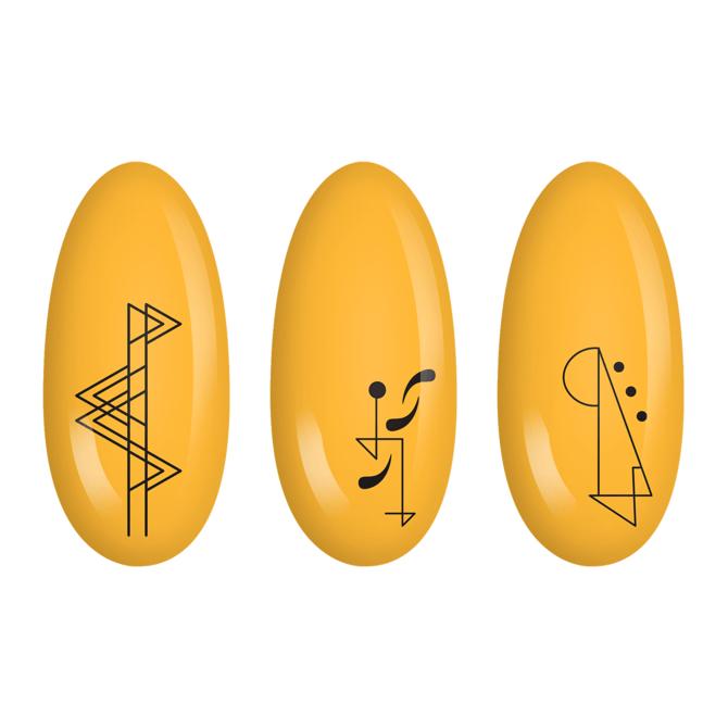 Pegatinas al agua - Water Sticker - NN02