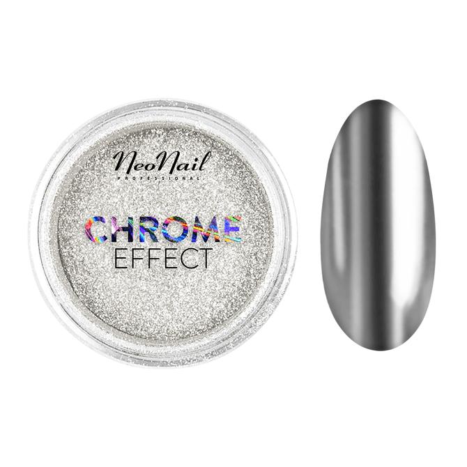 Polvo Chrome Effect  –  Silver