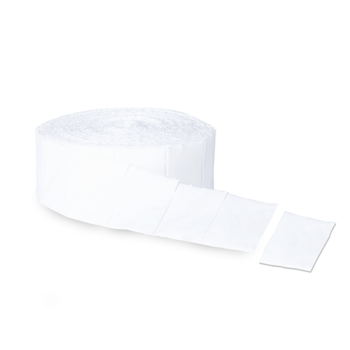 Toallitas de celulosa de 12 capas