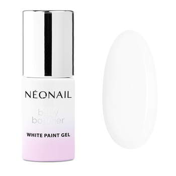 Paint UV/LED Gel -  Baby Boomer White Paint Gel 6,5 ml