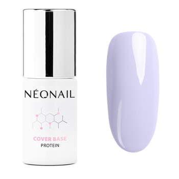 Esmalte semipermanente 7,2 ml - Cover Base Protein Pastel Lilac